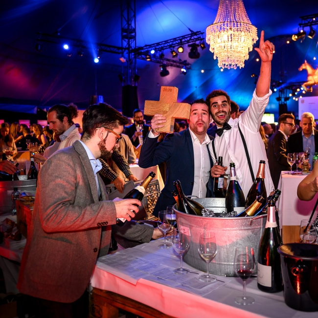 Best of Swiss Gastro Award Night 2019